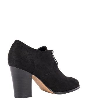 Block Heel Ankle Boots | Woolworths.co.za