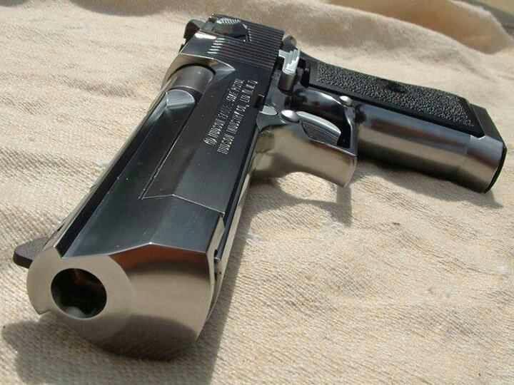 Desert Eagle 50 cal. I...