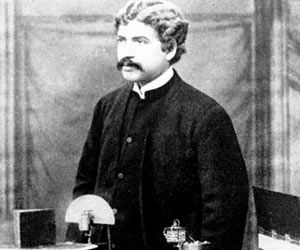 Jagdish Chandra Bose was an eminent Indian scientist. He was the first to prove that plants and metals too have feelings.