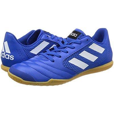 Chollo en Amazon España: Zapatillas de fútbol sala Adidas Ace 17.4 por solo 24,95€ (un 46% de descuento sobre el precio de venta recomendado y precio mínimo histórico)