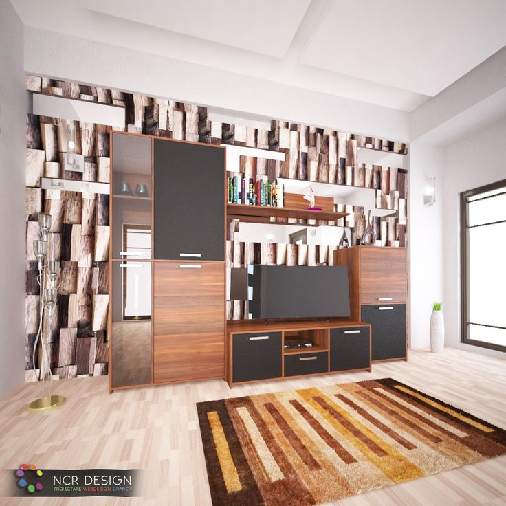 "Interior design for the ""Fenix"" living by placing it in an interior space with decorative objects and colors. #design #decor #interiors #livingfurniture #palfurniture #blackfurniture #furnitureideas #homefurniture #woodfurniture #interiorfurniture #livingdesign #vrayinterior #render #3dsmax #ncrdesign"