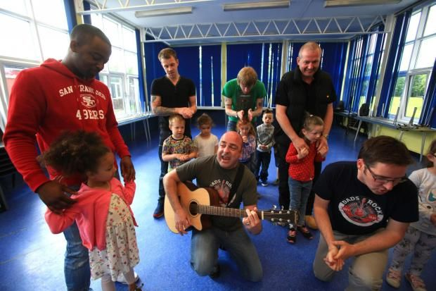 Reaching out to Scotland's 'invisible dads'