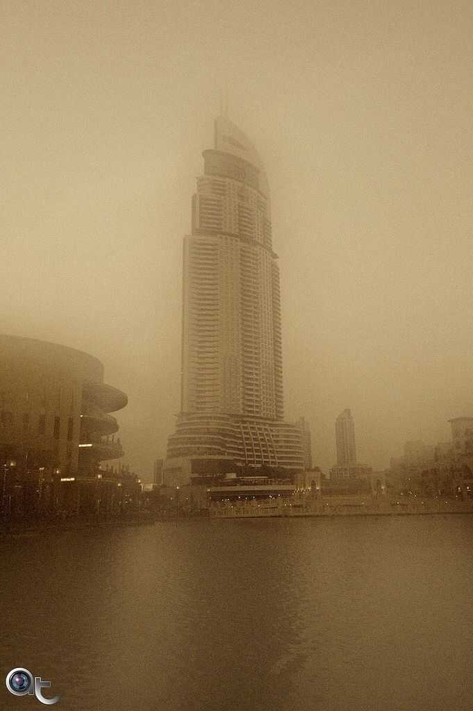 A #dubai view in the tones of #sepia - #photo by #andreaturno #nikon #colors_of_the_desert #colors_of_uae