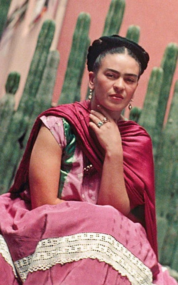 V&A Frida Kahlo's Wardrobe. 16th June - 4th November 2018