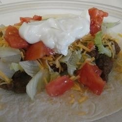 The Taco Seasoning Favored By A Very Popular Fast-food Taco Restaurant ...