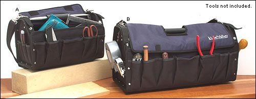 lee valley Carpenter Tool Bags - Woodworking