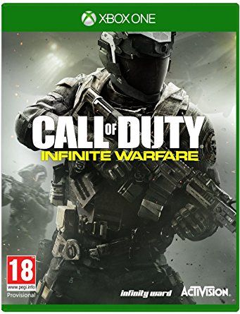 Call Of Duty: Infinite Warfare Standard Edition w/ Extra Content and Pin Badges (Exclusive to Amazon.co.uk) (Xbox One)  DEAL OF THE DAY - £24.99