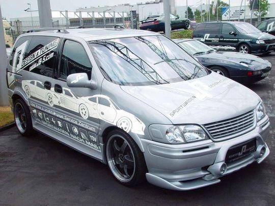 Opel Sintra V6 3,0 Sonderedition Einzelstück