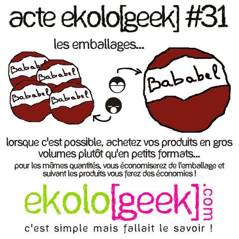 ekolo[geek] #31