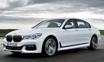 Novo BMW Série 7 ostenta luxo e tecnologia