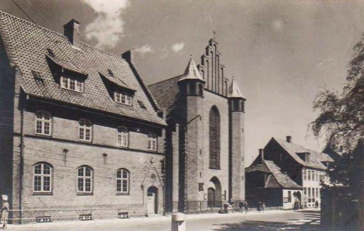Den katolske kirke, Nygade 8