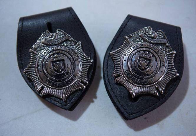 GCPD badges