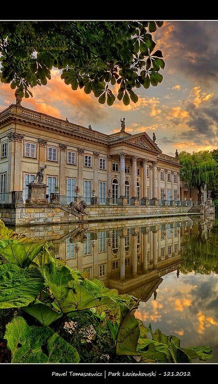 Palazzo Lazienki, Varsavia