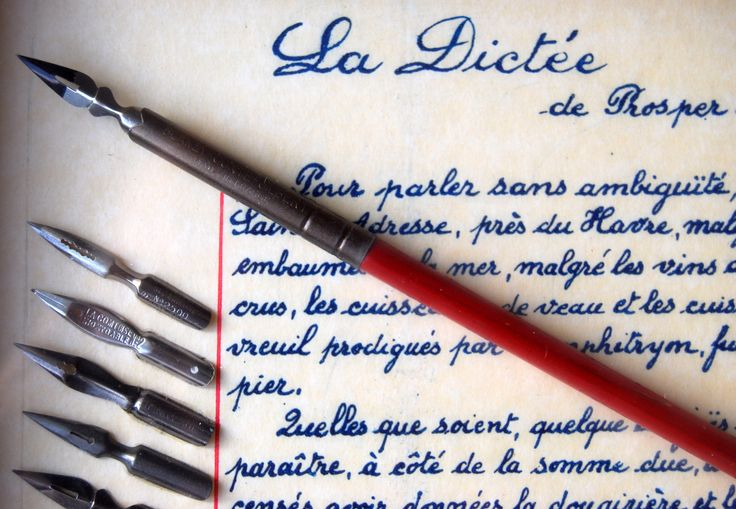 dictée...☫..re pinned by Maurie Daboux..✿