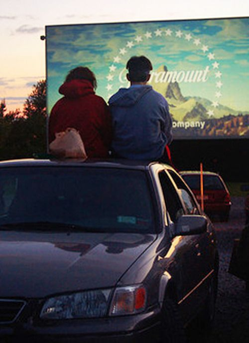 since I was a little girl I have wanted to go to a drive in movie.
