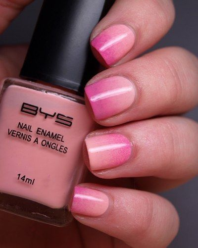 Ombré nails? Yes please! Here's how to pull off the look at home.