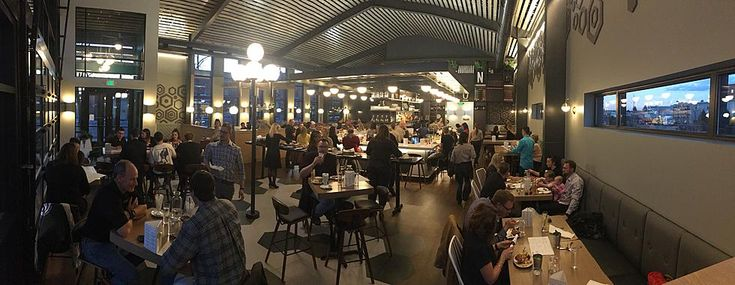 The newest restaurant and bar in Old Town, Fort Collins is opening today. Union Bar & Soda Fountain will open to the public this morning. We have pictures and video.