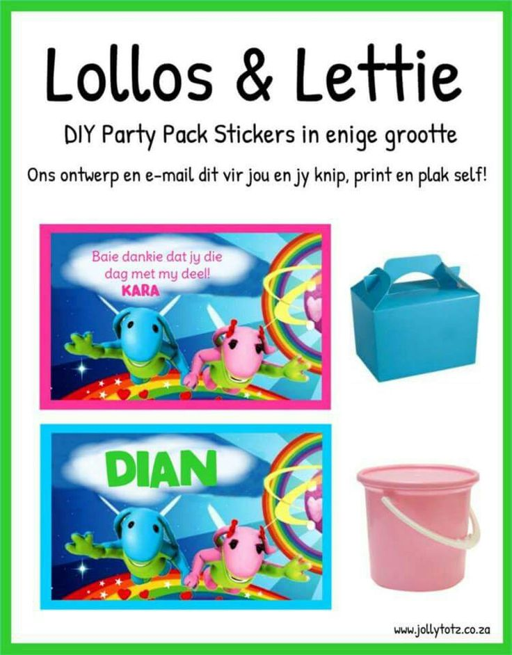 Lollos en Lettie