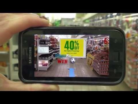 enhance shopping experience with augmented reality