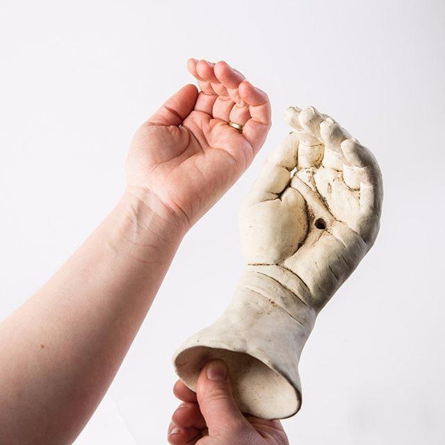 Two Hands Photo taken by Joerg Lehman