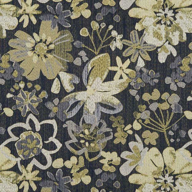 Jf Fabrics: Ace 69J6831 Indigo Collection
