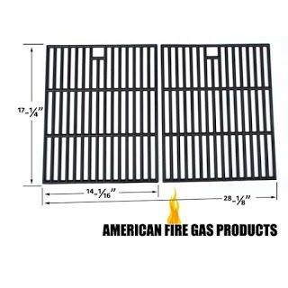 Grillpartszone- Grill Parts Store Canada - Get BBQ Parts,Grill Parts Canada: Backyard Grill Cooking Grid | Replacement 2 Pack C...