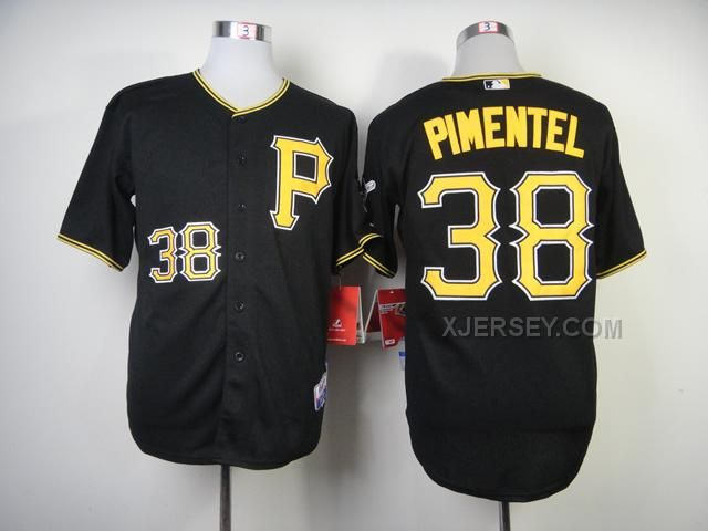 http://www.xjersey.com/pirates-38-pimentel-black-cool-base-jerseys.html PIRATES 38 PIMENTEL BLACK COOL BASE JERSEYS Only $34.00 , Free Shipping!