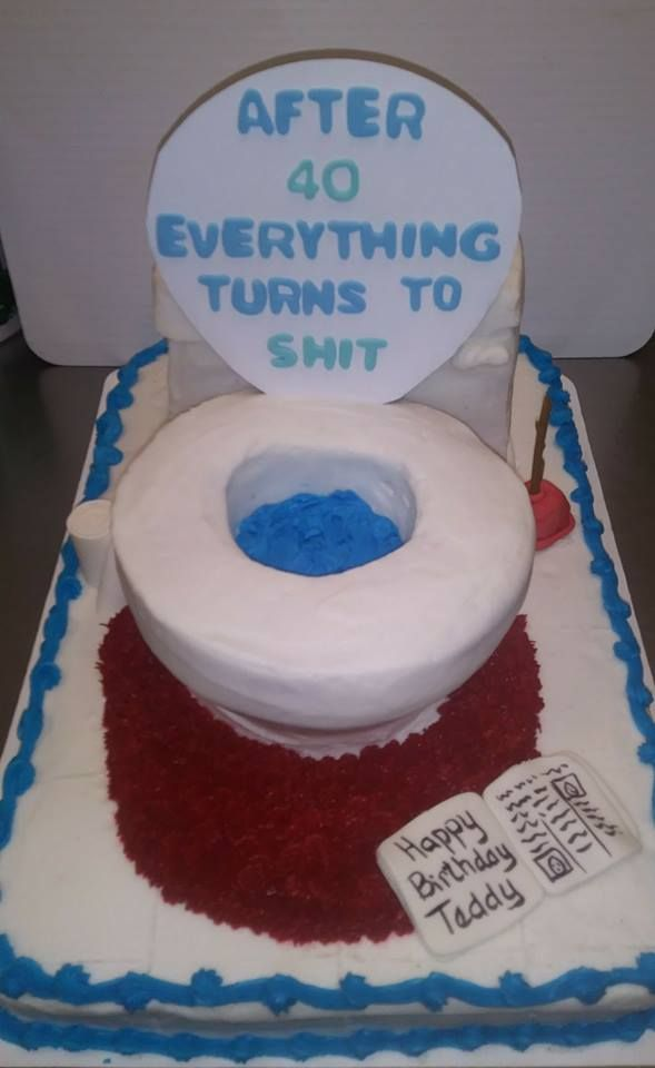 Best 25 Toilet Cake Ideas On Pinterest Funny 50th