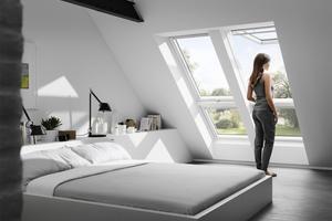 Sypialnia na poddaszu - zobacz komfortowe aranżacje sypialni z oknami połaciowymi | Muratordom.pl