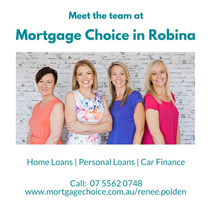 Call in and meet the team at Mortgage Choice in Robina - on the Gold Coast, Queensland.