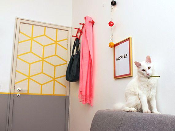 Decoração de escritório com pouca grana - dcoracao.com - blog de decoração e tutorial diy
