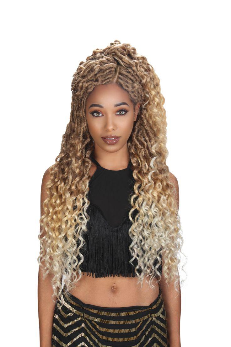 Pin by Zury Hair on Braids Crochet braid styles, Box