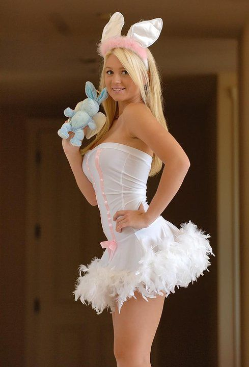 Alison Angel -- Better than the Easter Bunny . . . | XOXO ...