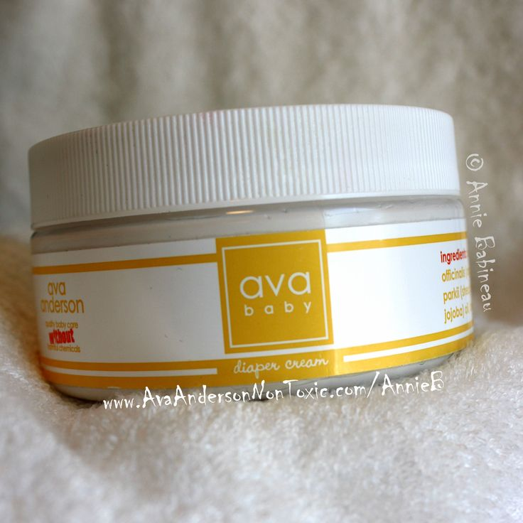 ... ava diaper cream ... how wonderful that there is finally a SAFE diaper cream on the market for our precious little ones!! ... but did you know ava diaper cream has other hidden benefits for everyone in your family? ... so many people have commented on its surprising other uses, including:   • on chapped/wind-burned [face] cheeks   • rosacea   • eczema   • stretch marks   ... for more information, 'like' https://www.facebook.com/AvaAndersonNonToxicAnnieB ... photo by Annie Babineau