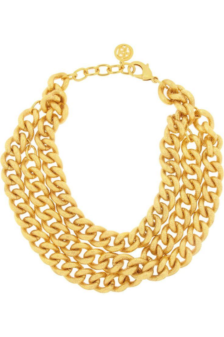 Ben-Amun Chain Link Necklace