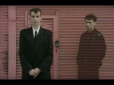 The Pet Shop Boys' 'West End Girls' was the #1 single 30 years ago. Feel old? | Dangerous Minds