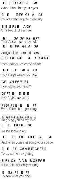 Flute Sheet Music: I Won't Give Up