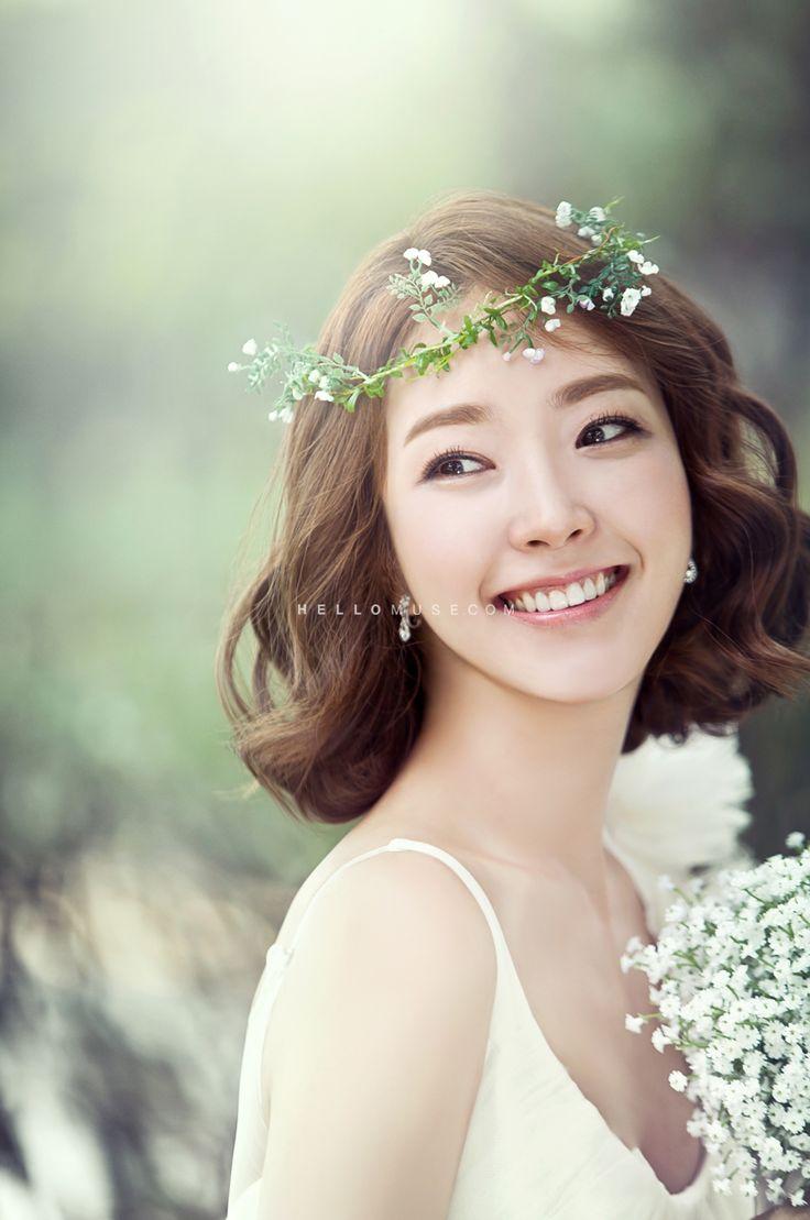 outdoor pre wedding photography in Korea,