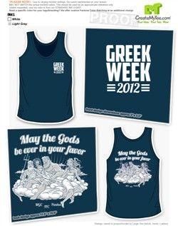 Best 25+ Greek week id...