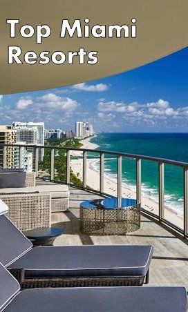 St. Regis Bal Harbour Miami Resort Top Miami Beach Resort Reviews - Inspect the top family, all inclusive, adult and luxury resorts and hotels in Miami. Miami travel and vacation information. #Miami Top Miami Resorts