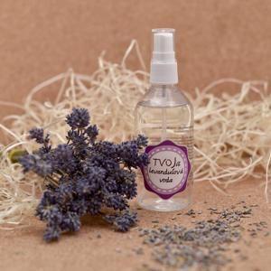 Levandulová voda BIO Tvoja kozmetika