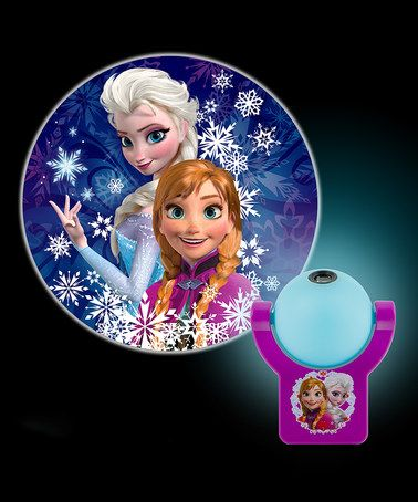 Look at this #zulilyfind! Frozen Projectables® LED Night-Light #zulilyfinds