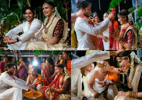 Samantha and Naga Chaitanya Wedding