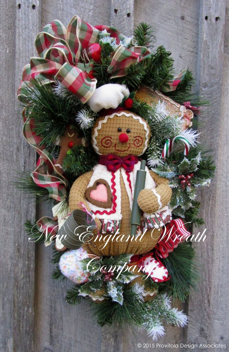 17 best images about ginger coleccion on pinterest Designer christmas wreaths uk