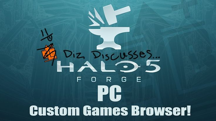 HALO 5 Forge PC Custom Games Browser! Free to Play!