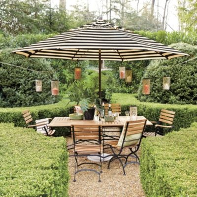 For The Patio Giardino Dining Set Ballard Designs