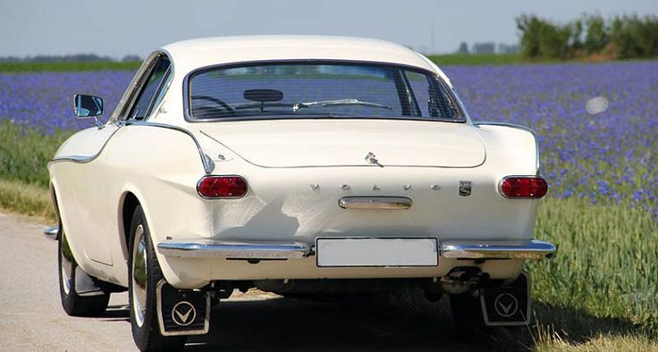 1961 Volvo P1800 Jensen