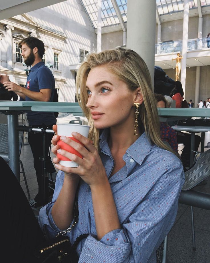 """Mi piace"": 178.7 mila, commenti: 603 - elsa hosk (@hoskelsa) su Instagram: ""Morning ☕️ at the Met """