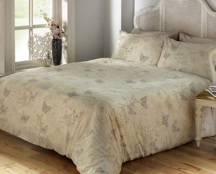 life from coloroll memoires duvet set natural bedroom ponden homes homedecor interiors. Black Bedroom Furniture Sets. Home Design Ideas