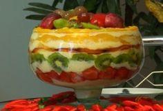 A Taça da Felicidade é uma sobremesa típica de momentos especiais. Seja nos aniversários ou em datas comemorativas, ela faz o maior sucesso. Faça você tamb